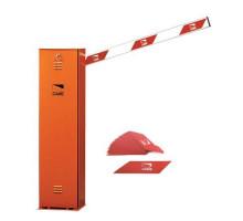 Шлагбаум CAME GARD 2500 с длиной стрелы 2.7 метра.