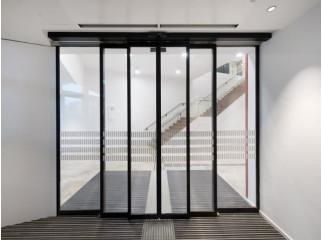 Новые телескопические раздвижные двери от DoorHan